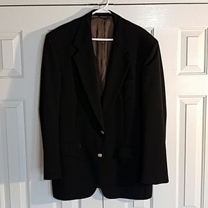 Men Black Sport Coat